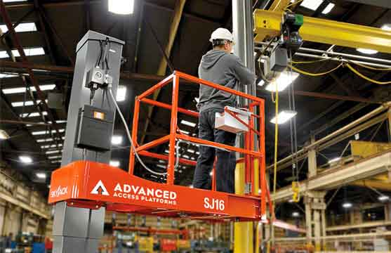 Advanced Access Platforms